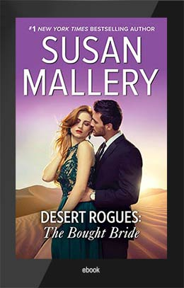 DESERT ROGUES: THE BOUGHT BRIDE