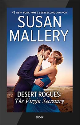 DESERT ROGUES: THE VIRGIN SECRETARY